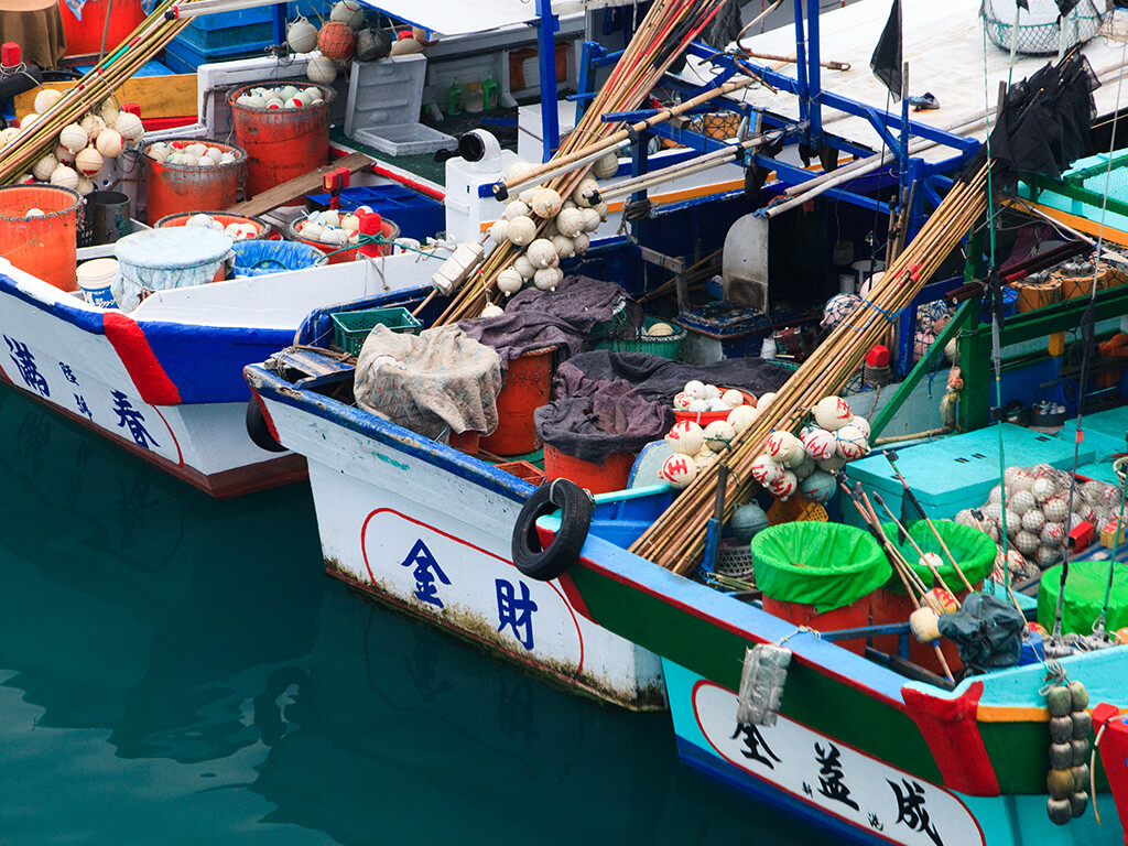 Chenggong Fishing Harbor