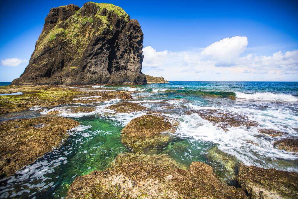 綠島也有瀑布秘境!8處「綠島私房景點」深度玩法,跋山涉水都值得