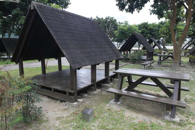 Hualien Visitor Center Hsiukuluan camping cabins