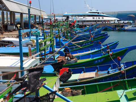 Fugang Fish Port